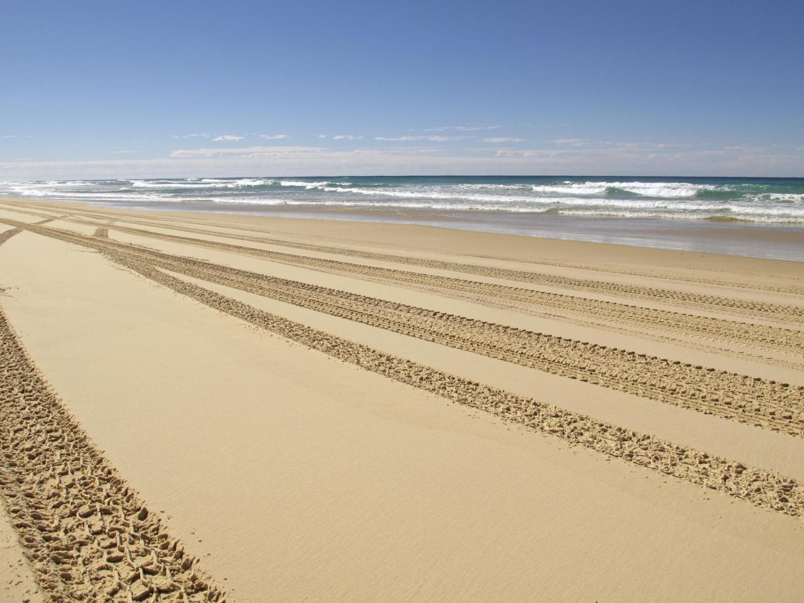 Fraser Island Tour im 4WD