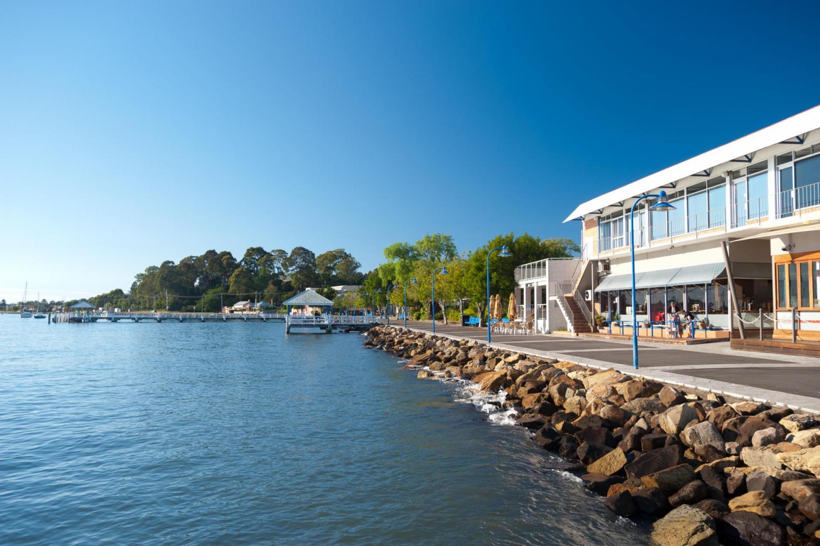Reiseroute Sydney Melbourne: Batemans Bay