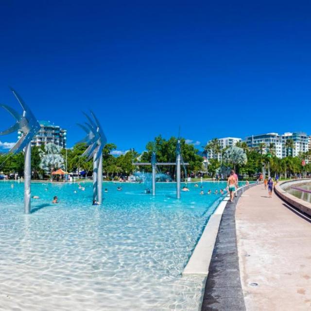 Cairns in Australien