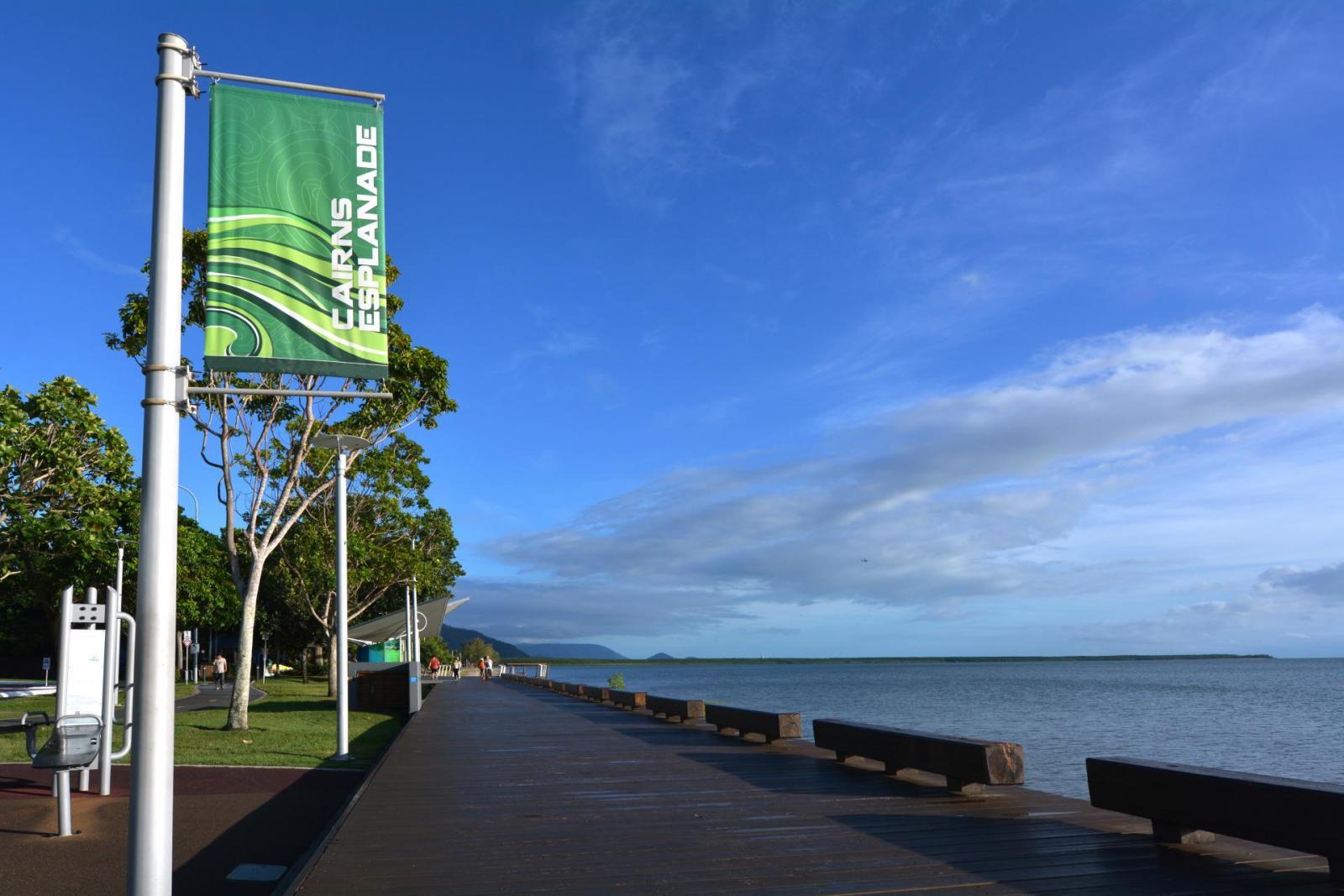 3 Tage Cairns Esplanade