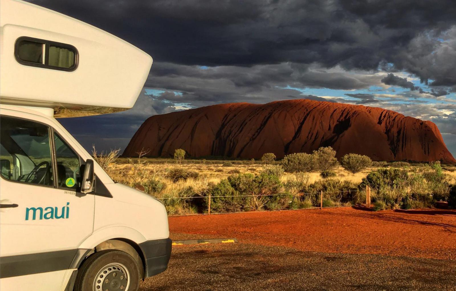 Camper mieten Australien Erfahrung