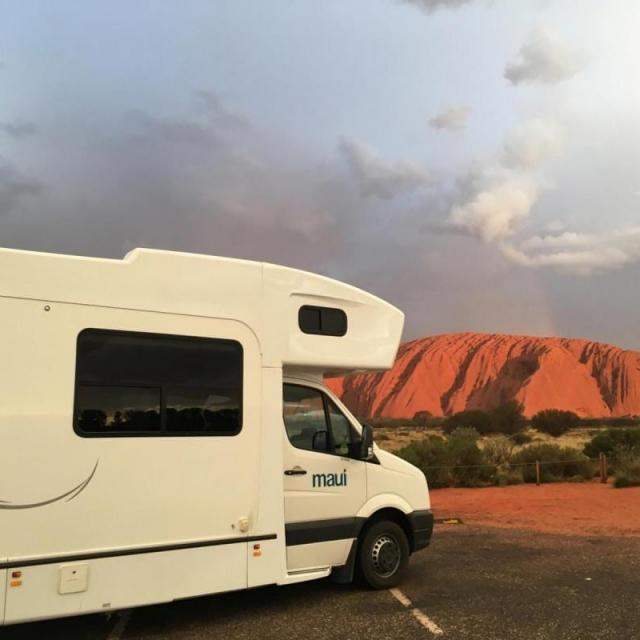 Camper in Australien mieten