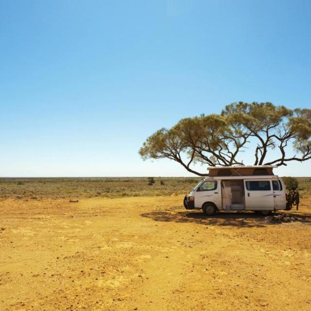 Campingplätze in Australien