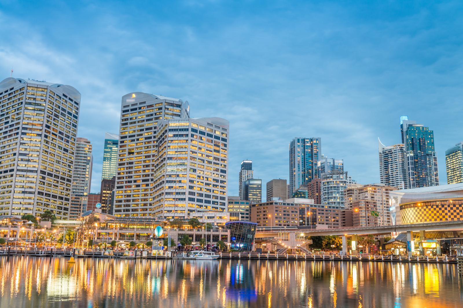 Darling Australien