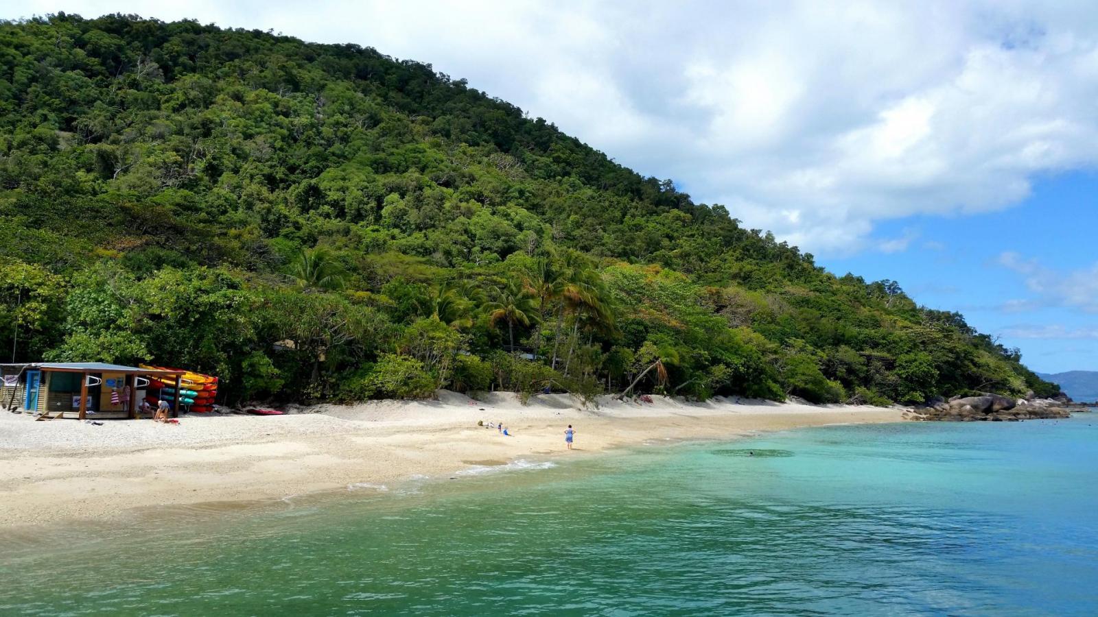 Fitzroy Island Australien