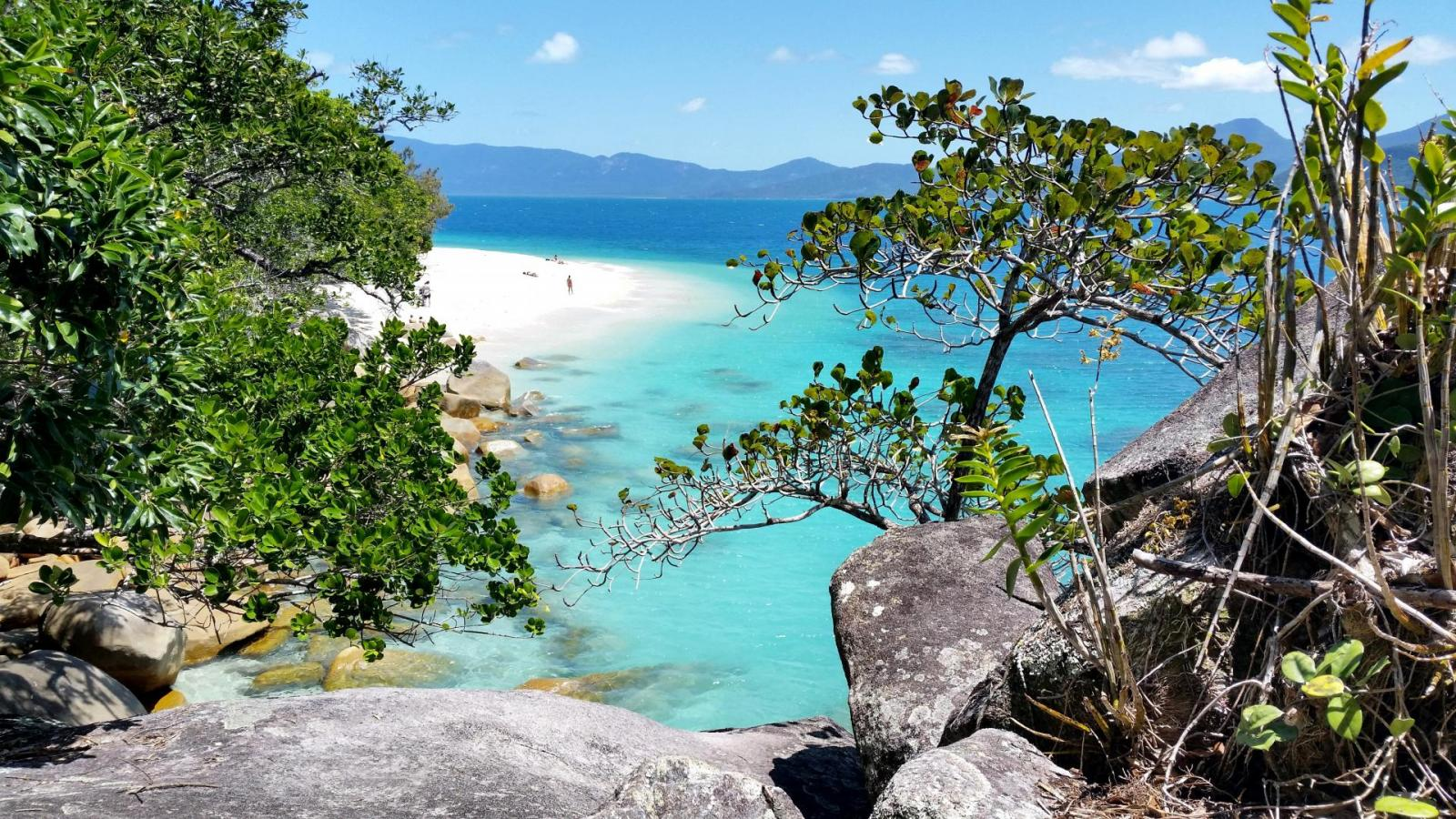 Must See Great Barrier Reef Fitzroy Island