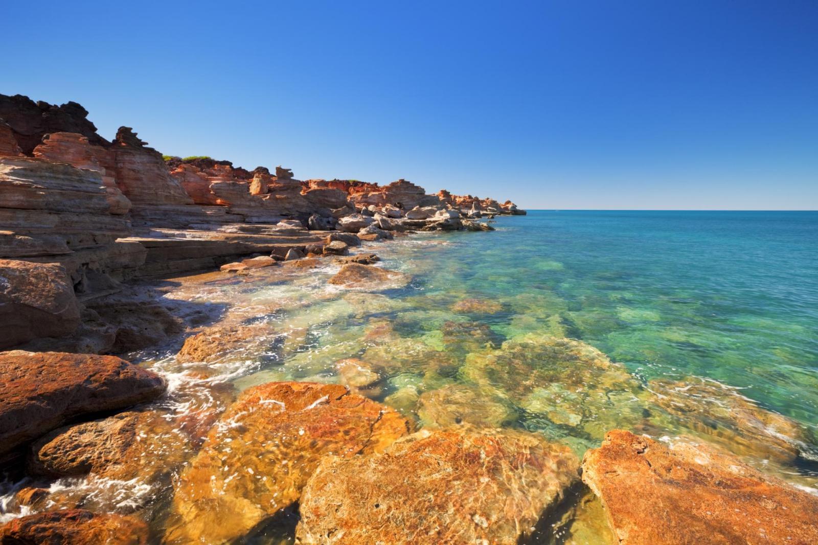 Die schönsten Australien Städte: Broome
