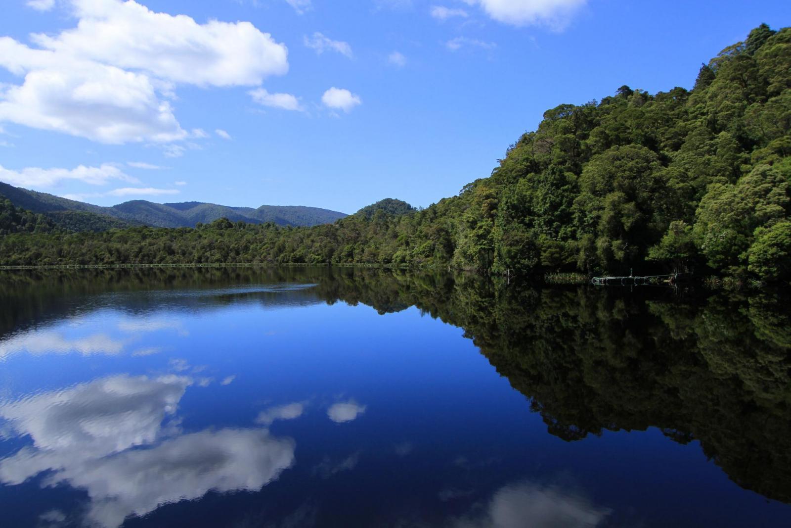 Gordon River Strahan Australien