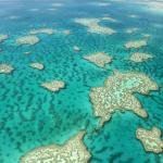 Helikopterflug zum Great Barrier Reef