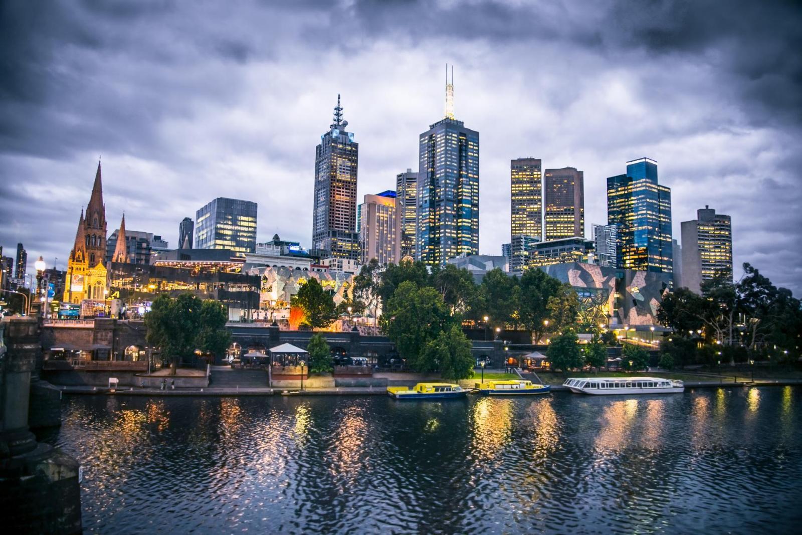 Die schönsten Städte Australiens: Melbourne