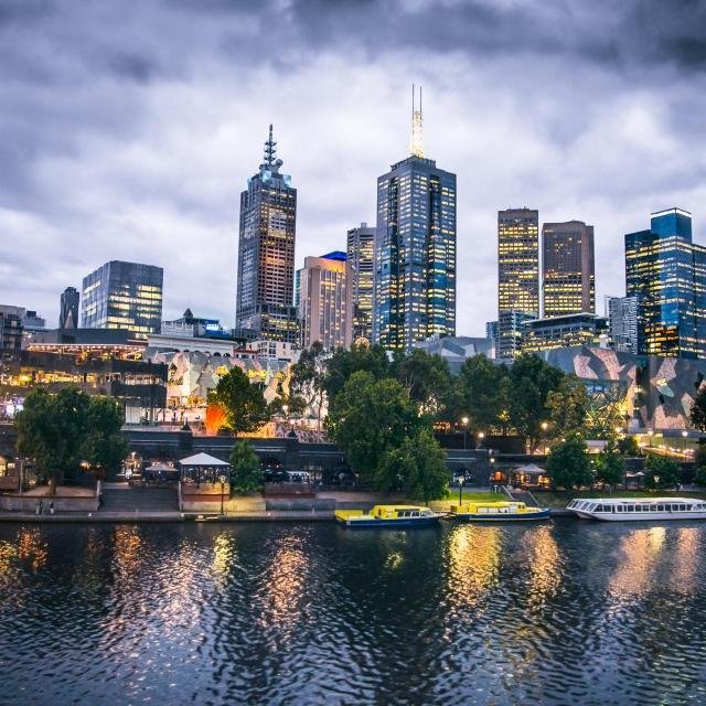 Die besten Sehenswürdigkeiten in Melbourne