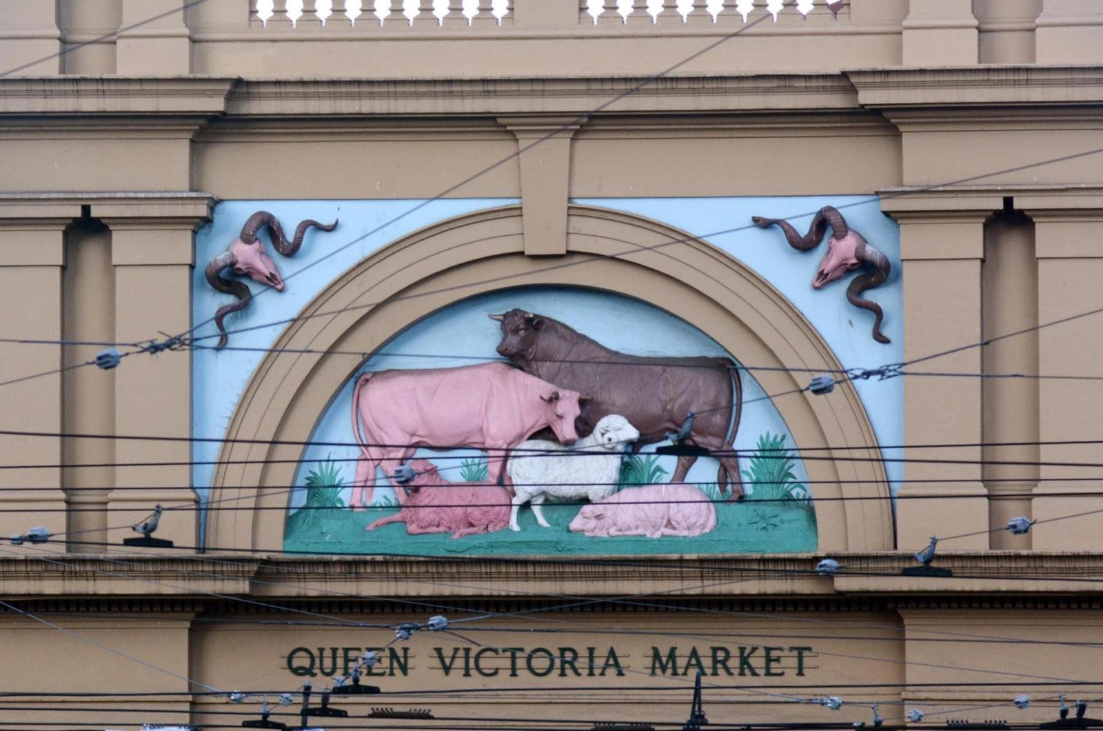 beste Sehenswürdigkeiten Melbourne, Queen Victoria Markets