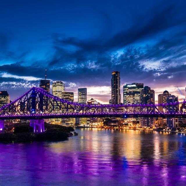Die besten Sehenswürdigkeiten in Brisbane