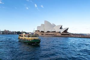 Sydney Opera House, die Oper von Sydney