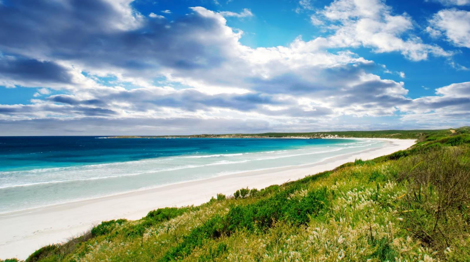 Vivonne Beach Kangaroo Island