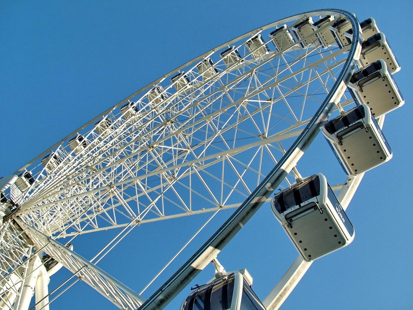 Beste Sehenswürdigkeiten Melbourne, Melbourne Star Observation Wheel