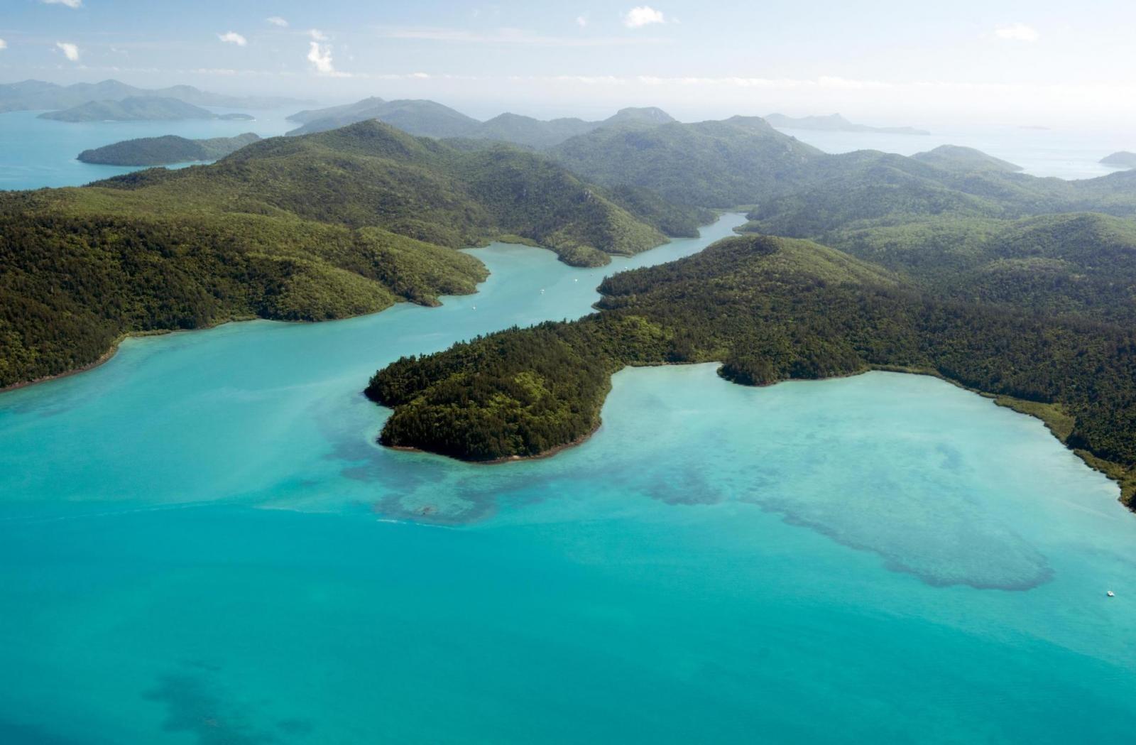 Whitsunday Islands Australien, Whitsunday Island