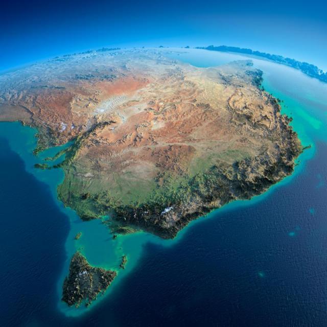 Die schönsten Städte in Australien
