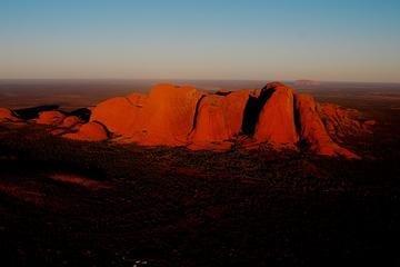 Helikopterflug Uluru Ayers Rock