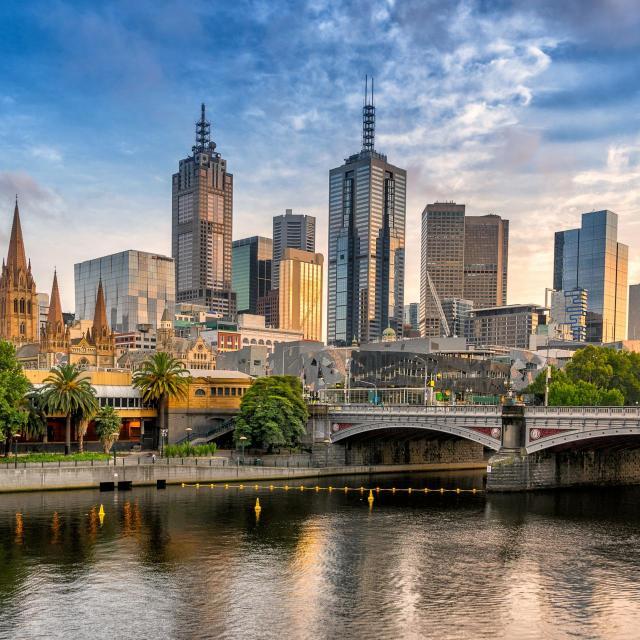 Melbourne in Australien – die Hauptstadt von Victoria