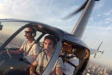 Helikopterflug Melbourne