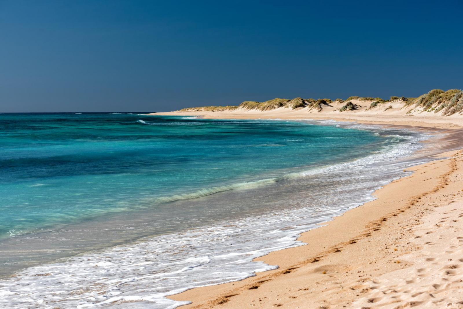 Ningaloo west australia paradise beach interessante Orte Australien