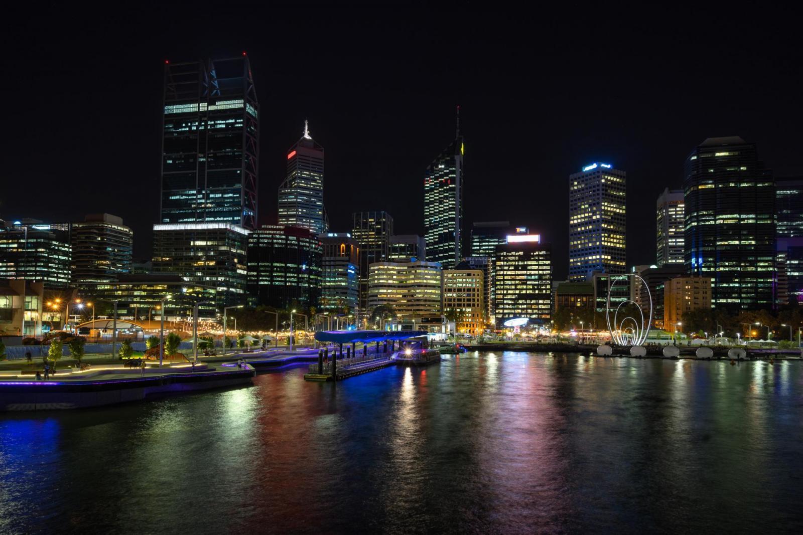 Die schönste Städte Australiens - Perth