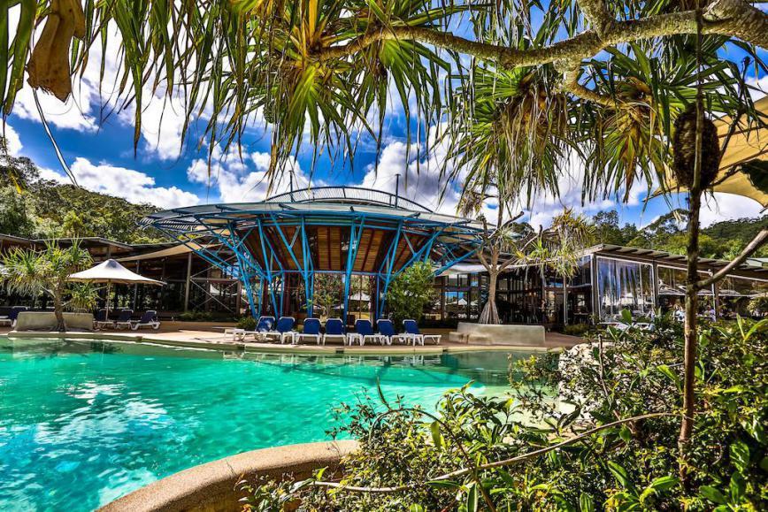 Fraser Island In Australien
