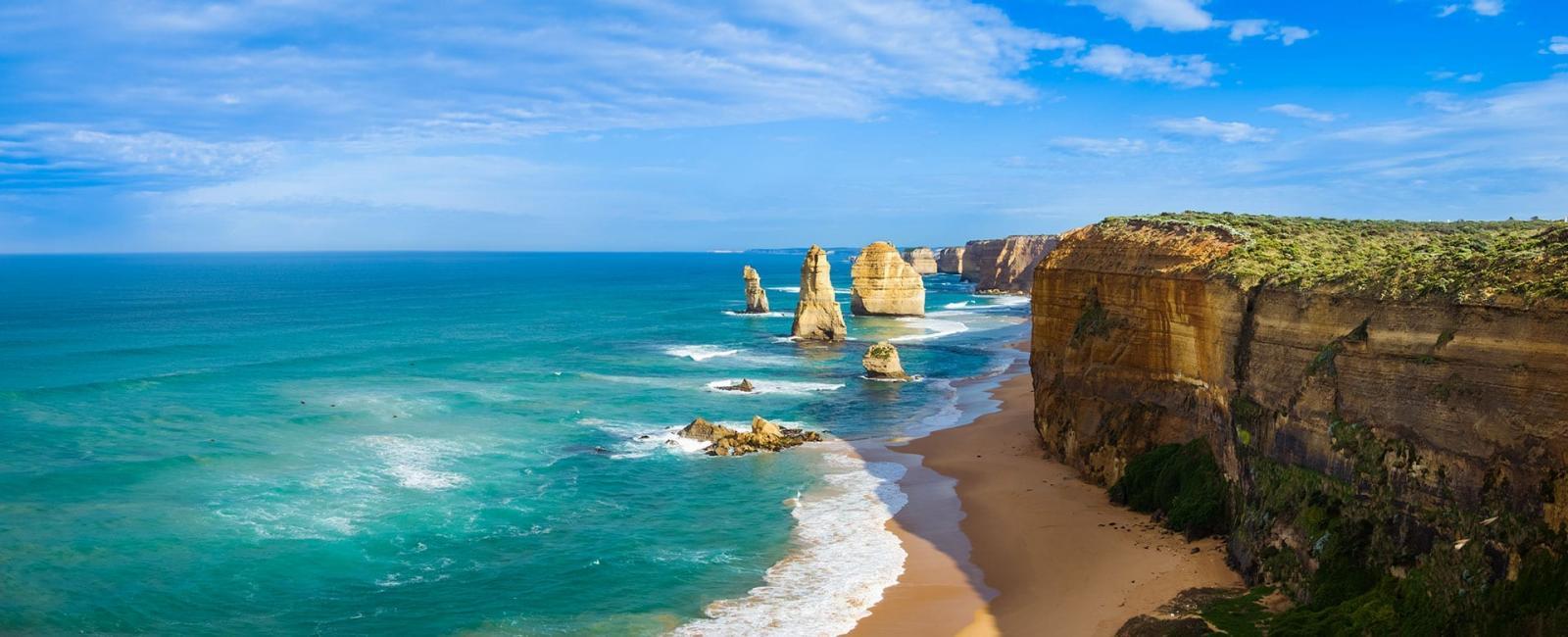 Reiserouten Australien