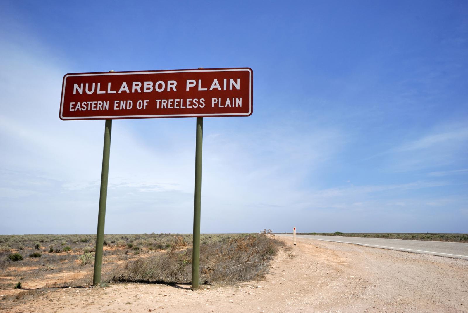 Nullarbor Australien