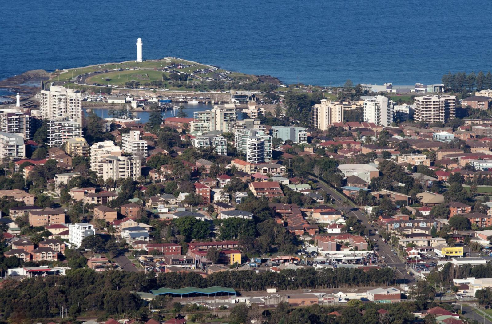 Reiseroute Sydney Melbourne: Wollongong