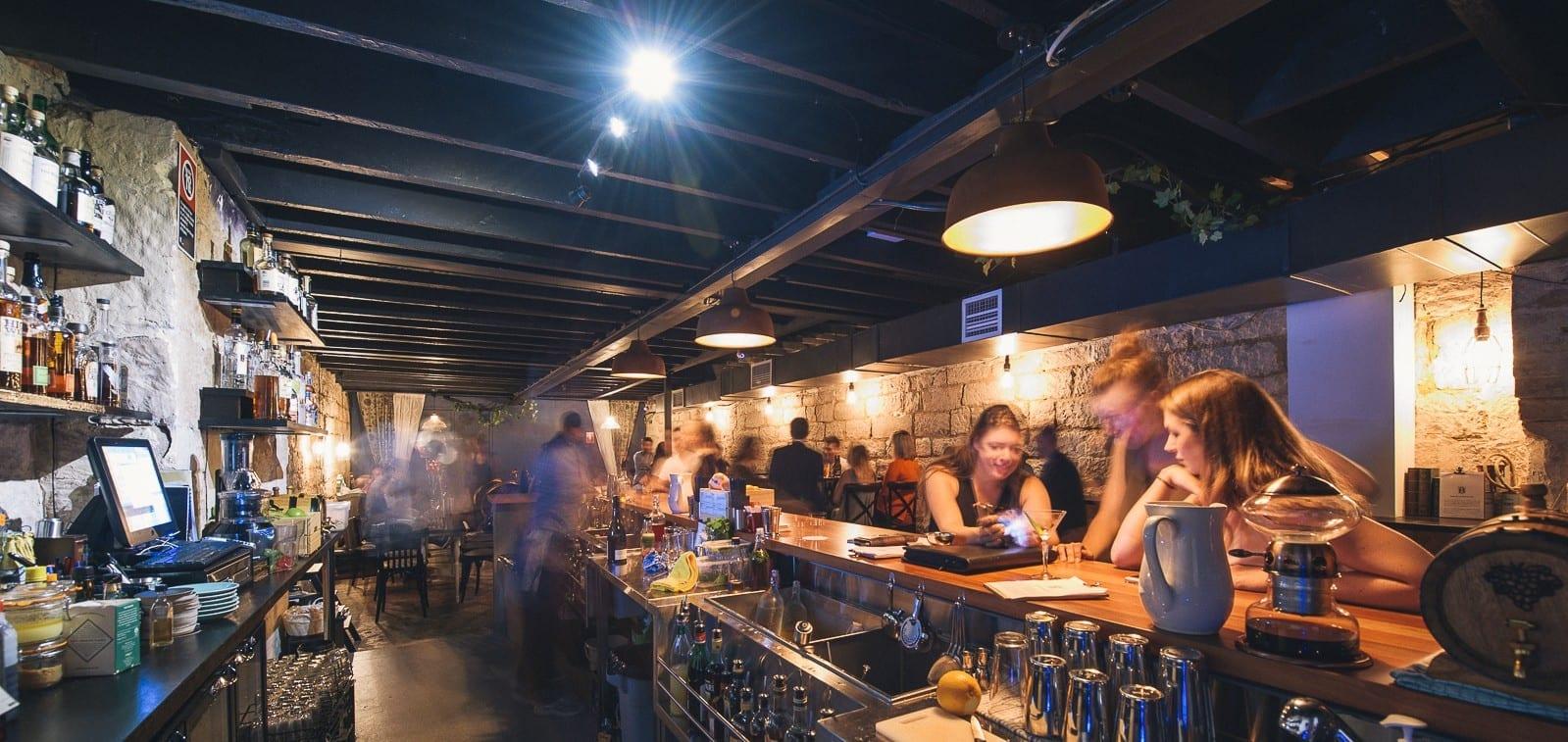 Burrow Bar Sydney