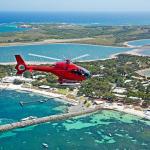 Helikopterflug in Perth