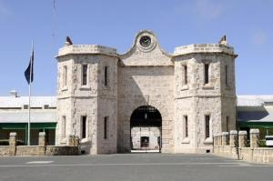 Must Do in Perth: Das Fremantle Prison