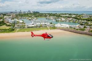 Helikopterflug Darwin