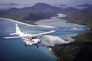 Whitsunday Islands Rundflug