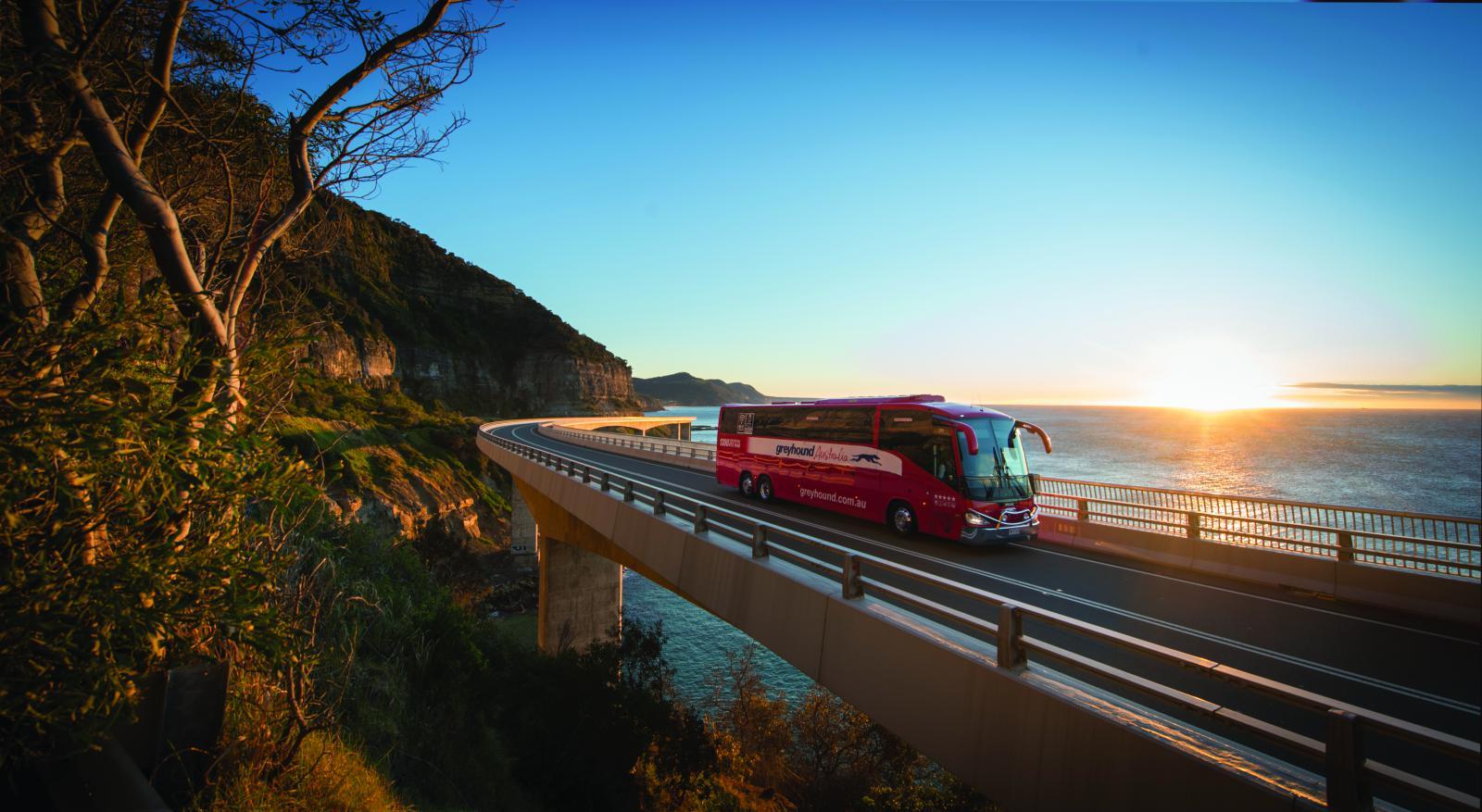 Greyhound Australia Bus Pass