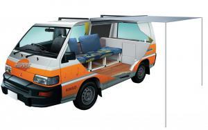 Camper Australien: Minicamper von Hippie Camper