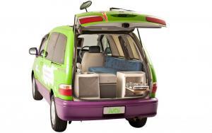Camper Australien: Minicamper von Jucy Rentals
