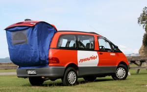 Camper Australien: Minicamper von Spaceships