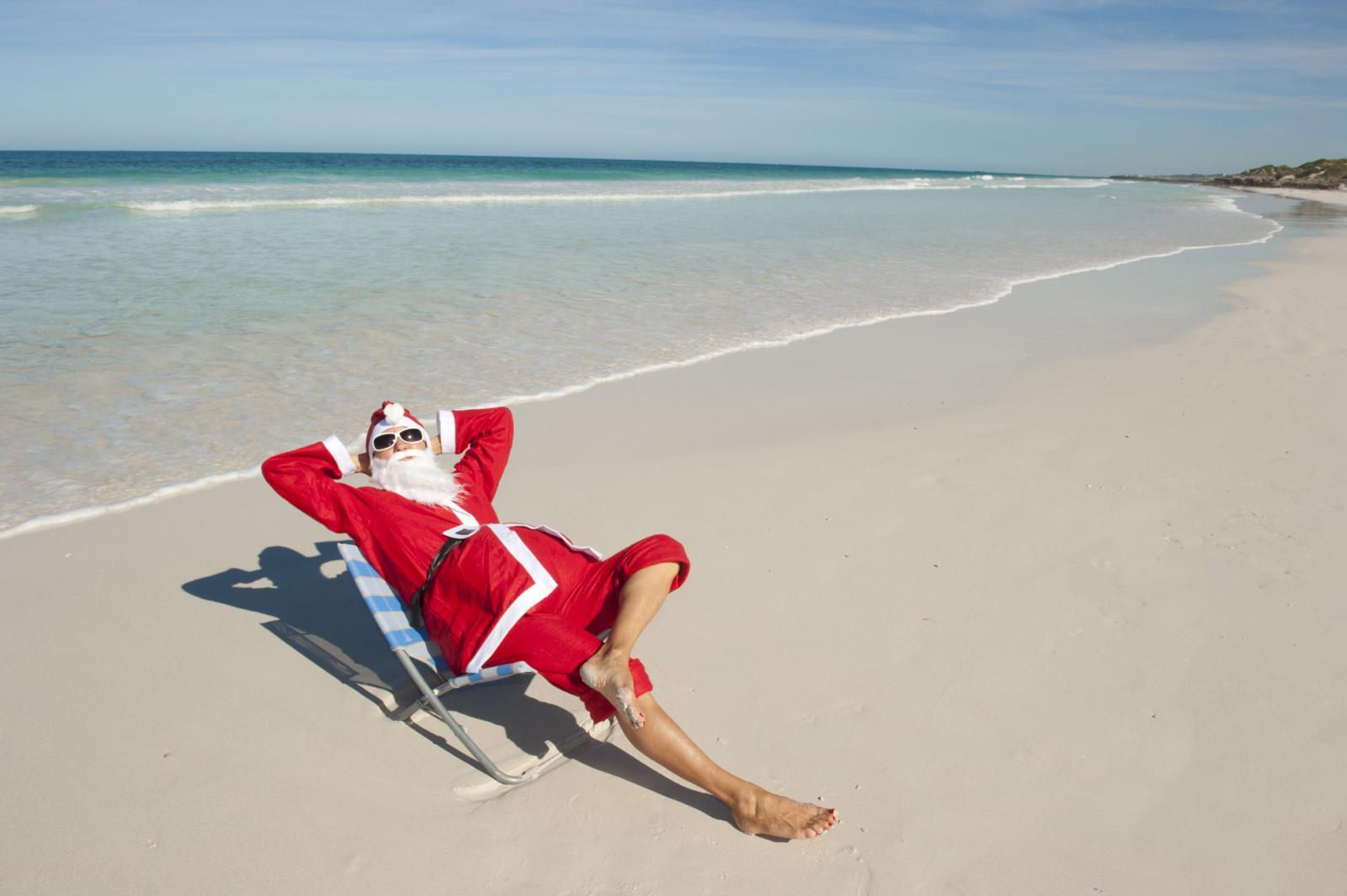 Weihnachten Australien