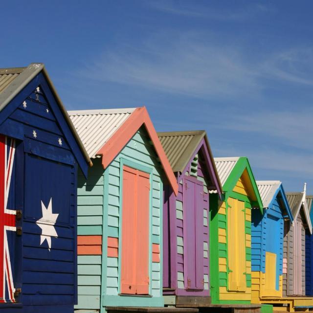 Der schönste Melbourne Strand