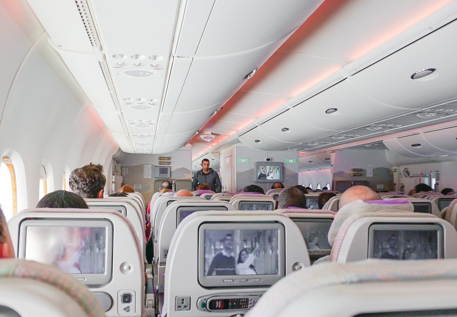 Flug Australien