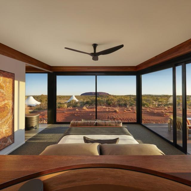 Die schönsten Uluru Hotels