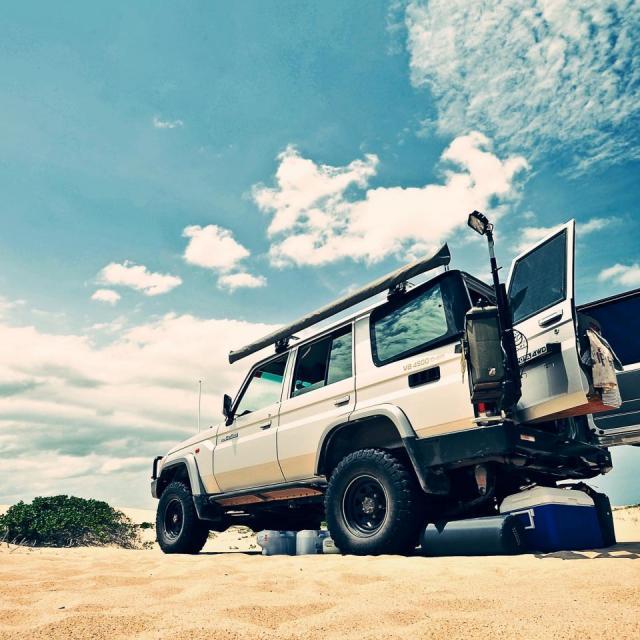 Mietwagen Australien