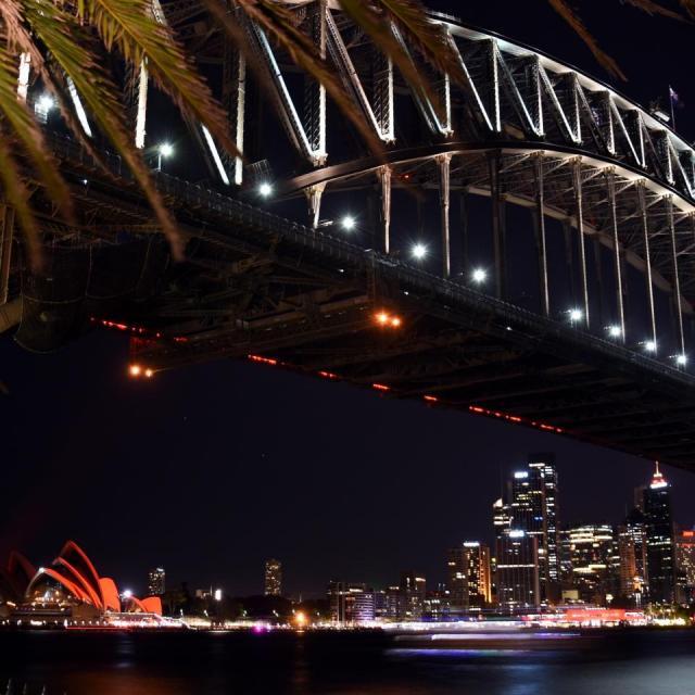 Sydney im Januar